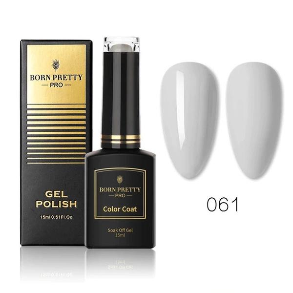 BORN PRETTY PRO UV/LED Gél Lakk - 15 ml No.061