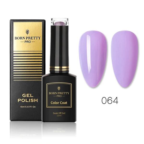 BORN PRETTY PRO UV/LED Gél Lakk - 15 ml No.064