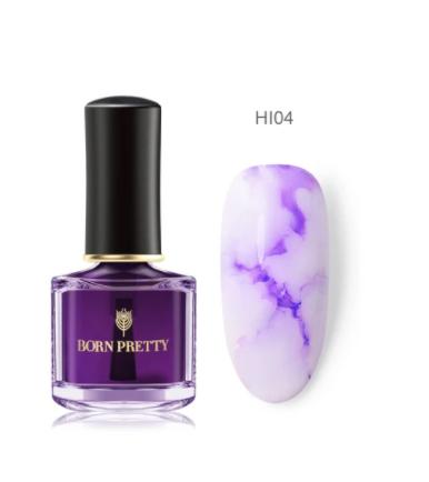 BORN PRETTY Blooming Nail Polish BP-HI04