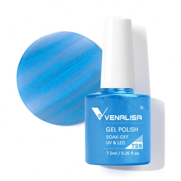 Venalisa UV/LED Gél Lakk 7.5 ml No.728