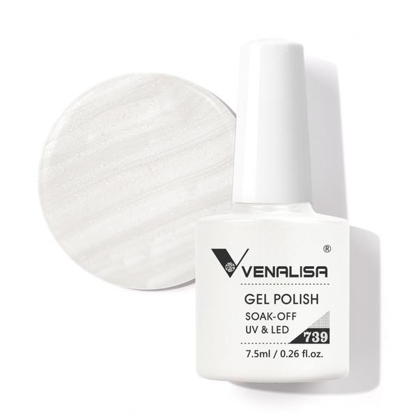 Venalisa UV/LED Gél Lakk 7.5 ml No.739