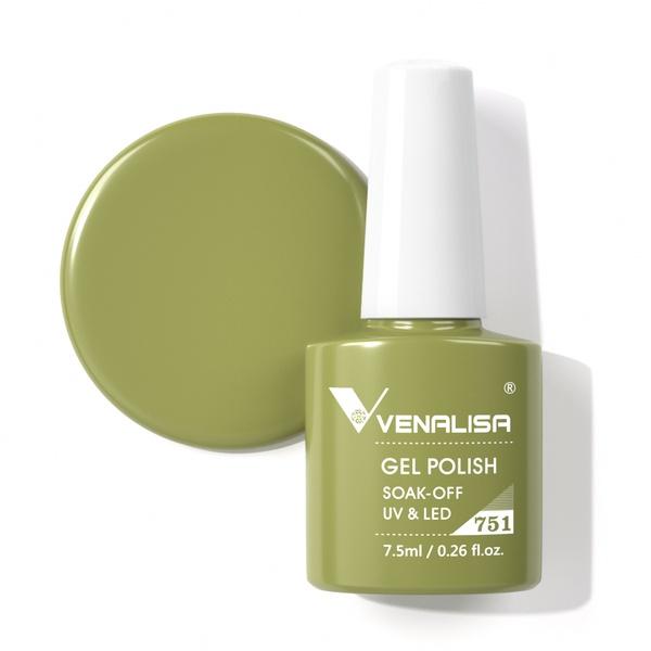 Venalisa UV/LED Gél Lakk 7.5 ml No.751