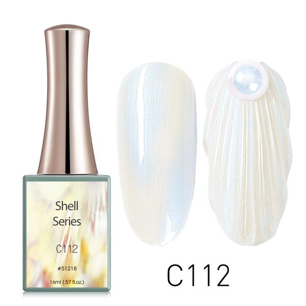 CANNI Shell Series UV/LED gél lakk 16 ml No.C112
